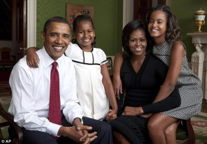 Official First Family Portrait