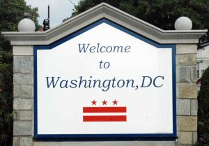 Welcome to Washington, DC
