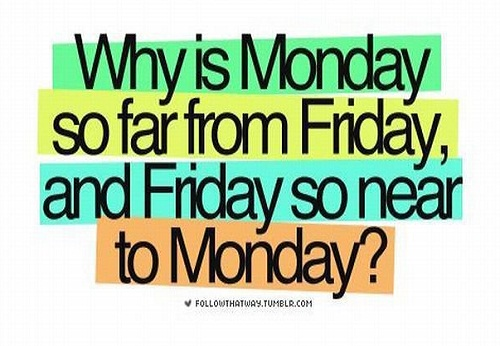 Image result for mondays