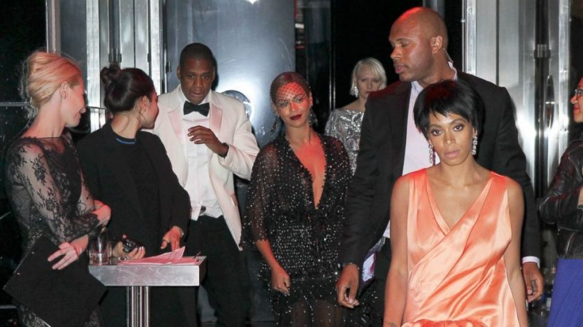 Soup 2 Nuts Media: Solange Knowles Did Not Beat Down Jay Z