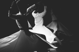 Dancers In BW