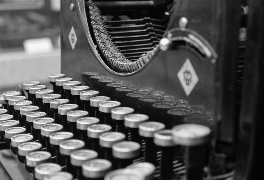 Old School keyboard