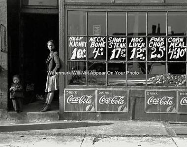 African American Store Front