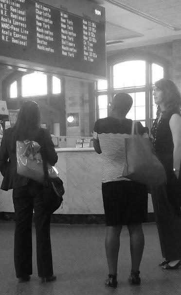Three Sonoritas Penn Station Baltimore